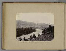 Transbaïkalie - La rivière Tiemnik, route du Baïkal