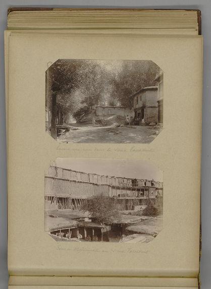 Source médicinale au Vieux Taschkent