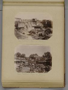 Vieux Taschkent - Bazar au Charbon