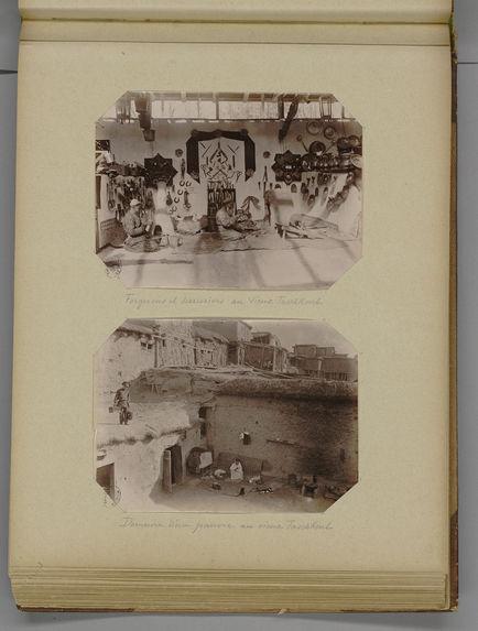 Forgerons et serruriers au Vieux Taschkent
