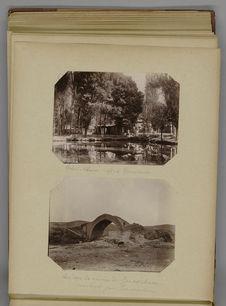 Arc sur la rivière de Zaravchane construit par Tamerlan