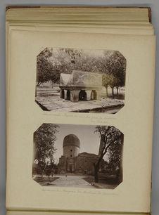 Samarcande - Mosquée du tombeau de Tamerlan
