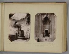 Samarcande - Nécropole de Chak-Zandé. Tombeau de la fille de l'Emir Tourkane-Aka