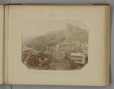 Tiflis - Une partie de la ville vue du Jardin botanique