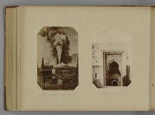 Bakou - Fontaine jaillissante
