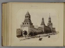 Murs et tours du Kremlin