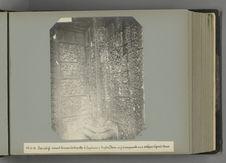 14 Bas reliefs ornant les murs des tourelles du Baphoune à Angkor Thom