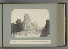 17 Tours du monument pyramidal de Ba-Kong