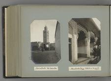 Marrakech. La Koutoubia