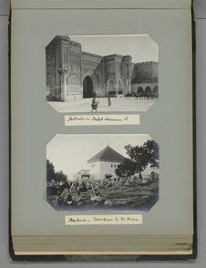 Mecknès - Tombeau Si Si Aissa