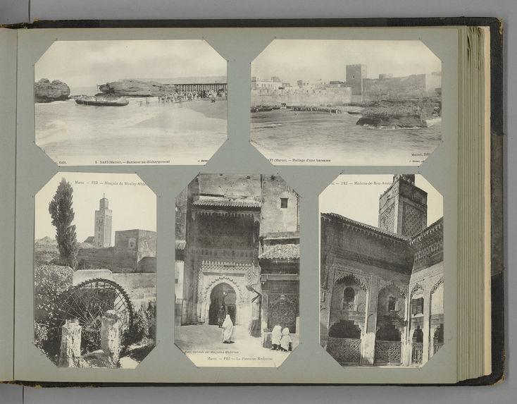 Maroc - Fez - Médersa-de-Bou-Anania