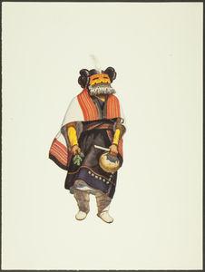 Plate XVI. Angakchina Kachina