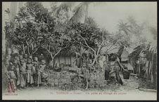 Un puits au village du papier