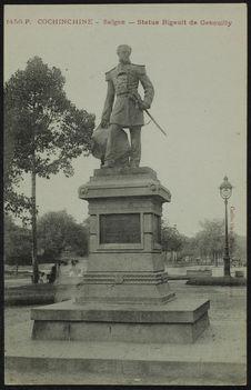Statue Rigault de Genouilly