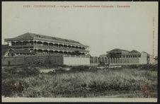 Caserne d'Infanterie coloniale - ensemble