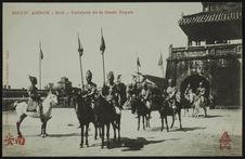Cavaliers de la Garde Royale