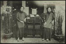 Femmes de Cochinchine et du Tonkin