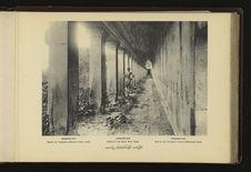 Angkor-Vat : galerie de l'enceinte extérieure