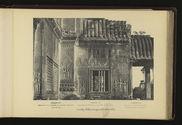 Angkor-Vat : décoration du péristyle de l'enceinte extérieure