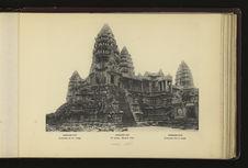 Angkor-Vat : ensemble troisième étage