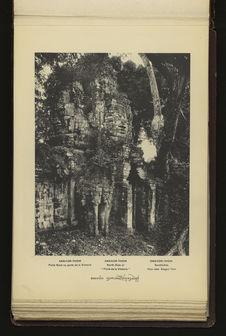 Angkor-Thom : porte Nord ou porte de la Victoire