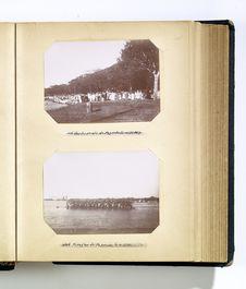 Sur les quais de Papeete le 14 juillet 1895