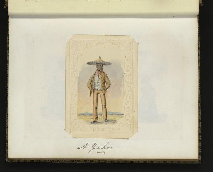 Sans titre [album de dessins de la colonie du Cap par Larkins]