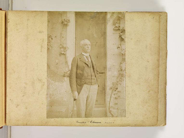 Commandant Thomann, Piscop