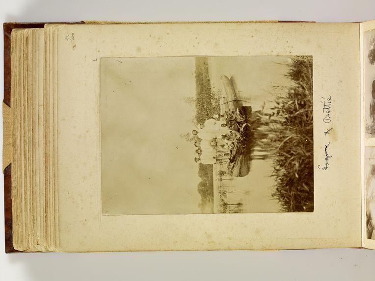 Sans titre [album de photographies de Georges Thomann]