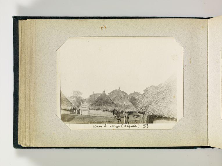 Dans le village, Séguéla