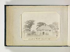 Le poste de Bouaké, Baoulé