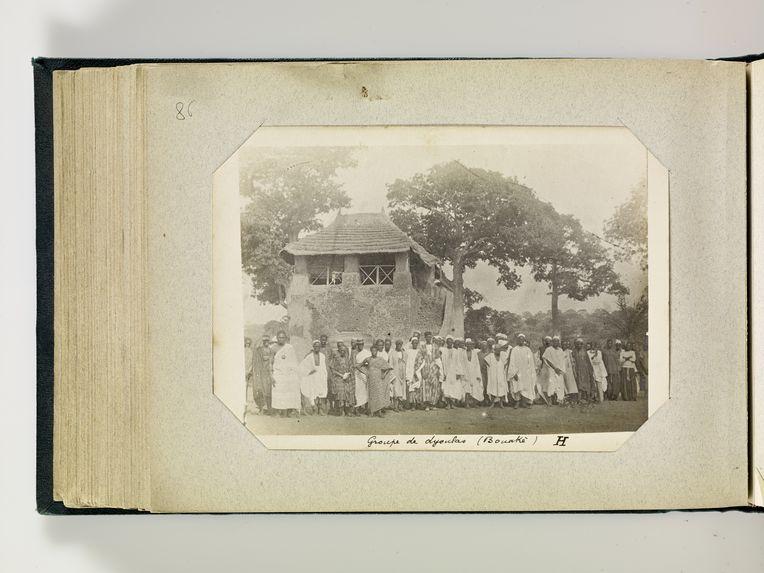 Groupe de dyoulas, Bouaké