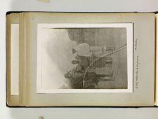 Chef Mboschi et sa femme, M. Corbier