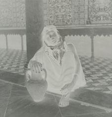 La bédouine à l'amphore