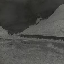 Paysage de montagne dans l'île Wellington
