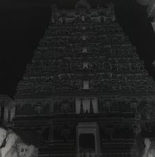 Gopuram du temple de Civa