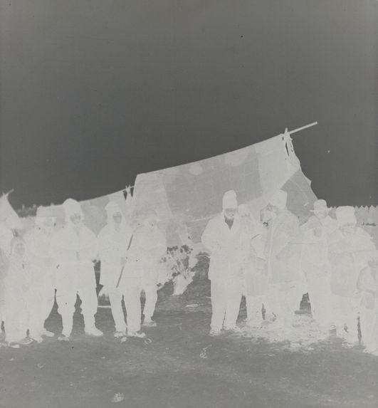 Tsiganes marchands de chevaux