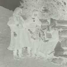 Trois femmes et un enfant