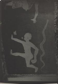 Peintures murales Krou