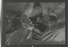 Sculpture d'un masque Bapende