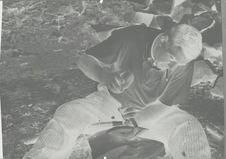 Taille expérimentale par Coutier : obtention des lames