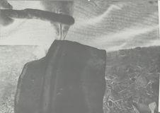 Taille expérimentale par Coutier : taille par contre-coup