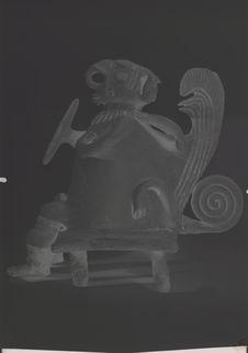 Personnage en céramique