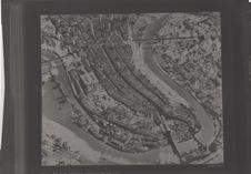 Vue aérienne de Berne