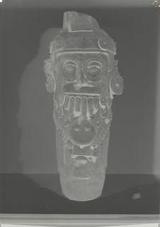 Vase Toltèque-Maya, Musée de Campèche