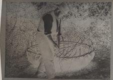 Fabrication d'un coracle