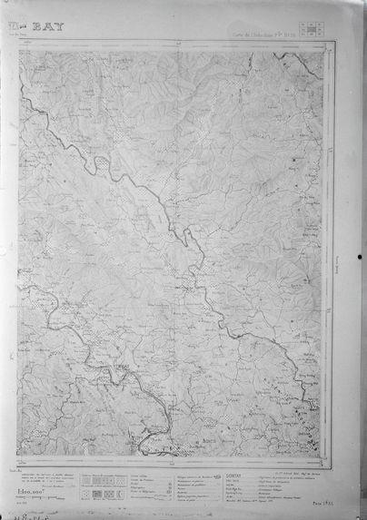 Carte région est