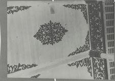Plafond de bois du sanctuaire