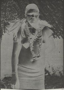 Femme de la tribu Barbado