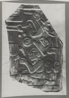Sans titre [relief en pierre]